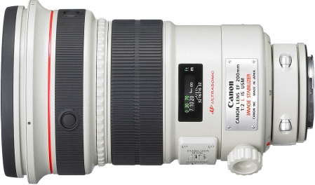 Canon EF 200mm f/2.0 L IS USM 1