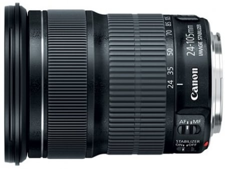Canon EF 24–105mm f/3.5–5.6 IS STM 2