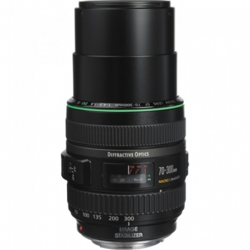 Canon EF 70-300 mm f/4.5-5.6 DO IS USM 2