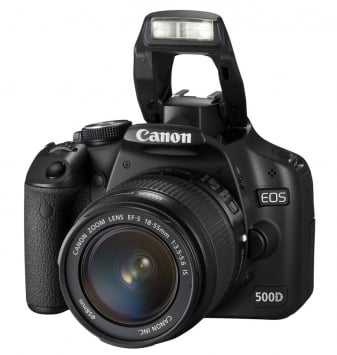 Canon EOS 500D (Digital Rebel T1i) 5