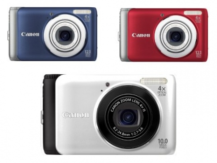 Canon Powershot A3000 IS 5