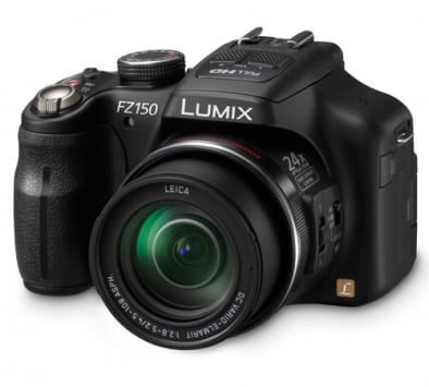 Panasonic Lumix DMC-FZ150 1