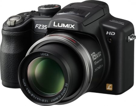 Panasonic Lumix DMC-FZ35 1