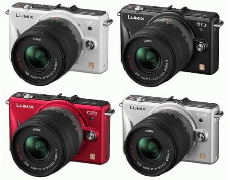 Panasonic Lumix DMC-GF2 4
