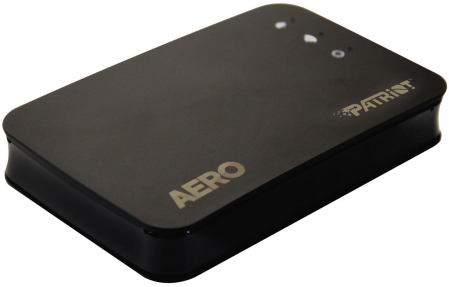 Patriot Aero Wireless Mobile Drive 4