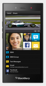 BlackBerry Z3 1