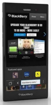 BlackBerry Z3 5
