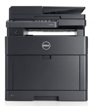 Dell Color Cloud Multifunction Printer H825cdw 1