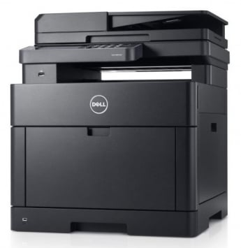 Dell Color Cloud Multifunction Printer H825cdw 2