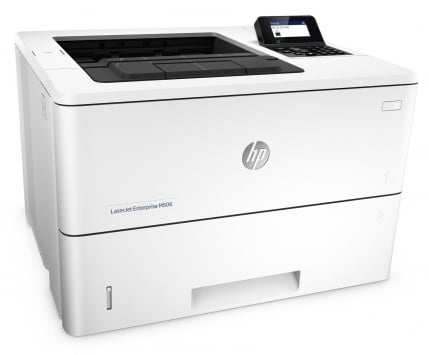 HP LaserJet Enterprise M506dn 5