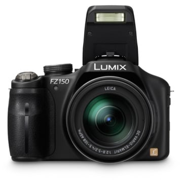 Panasonic Lumix DMC-FZ150 2