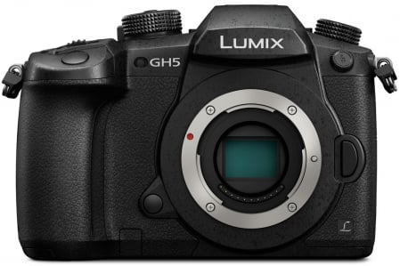 Panasonic Lumix DMC-GH5 1
