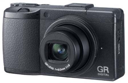 Ricoh GR Digital III 1