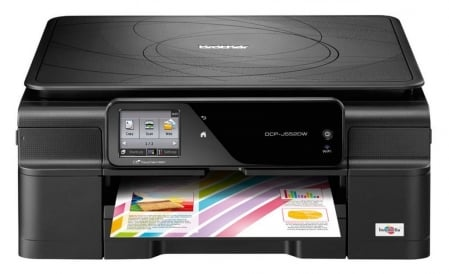 Brother DCP-J552DW 1