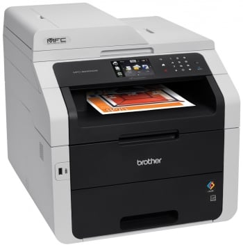 Brother MFC-9340CDW 2