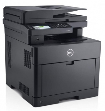 Dell Color Cloud Multifunction Printer H825cdw 3