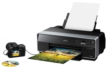 Epson Stylus Photo R3000 4