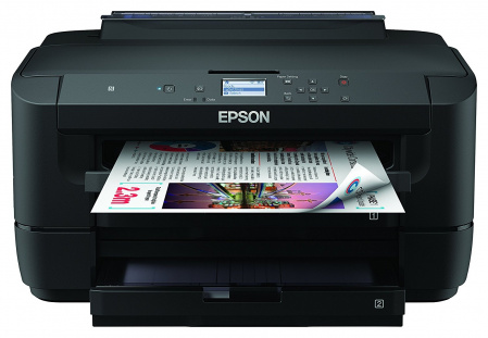 Epson WorkForce WF-7210DTW 1