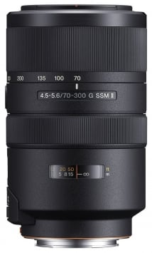 Sony 70-300mm f/4.5-5.6 G SSM II 1