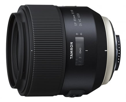 Tamron SP 85 mm f/1.8 Di VC USD 2