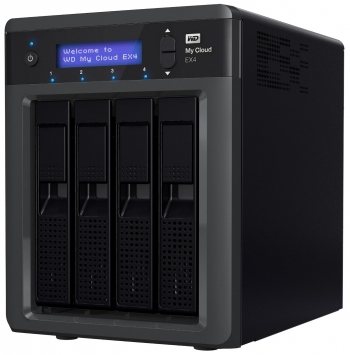 Western Digital My Cloud EX4 4