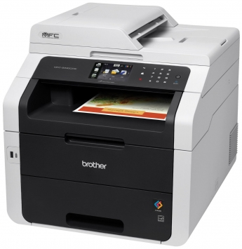 Brother MFC-9340CDW 3