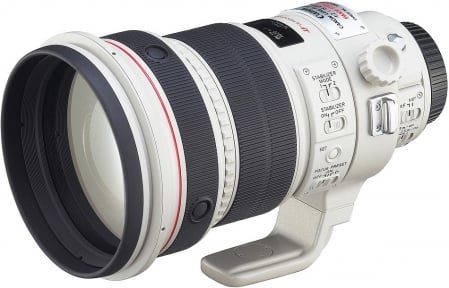 Canon EF 200mm f/2.0 L IS USM 2