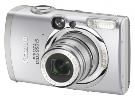 Canon IXUS 950 IS (PowerShot SD850 IS) 1