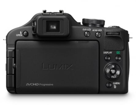 Panasonic Lumix DMC-FZ150 4