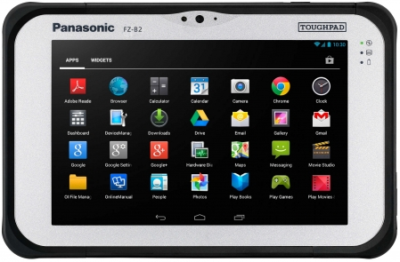 Panasonic Toughpad FZ-B2 1