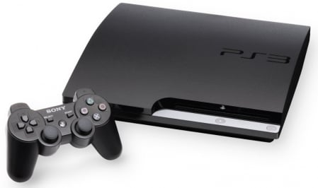 Playstation 3 (Slim) 1