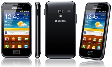 Samsung Galaxy Ace plus 3