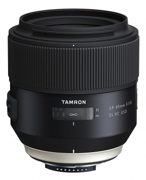 Tamron SP 85 mm f/1.8 Di VC USD 1