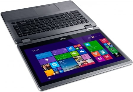 Acer Aspire R14 Convertible (R3-471TG) 5