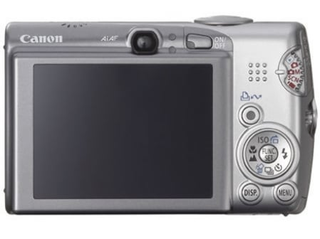 Canon IXUS 950 IS (PowerShot SD850 IS) 2
