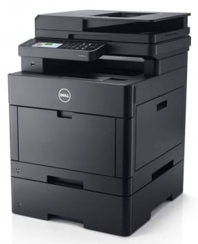 Dell Color Cloud Multifunction Printer H825cdw 4