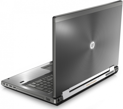 HP EliteBook 8770w 4