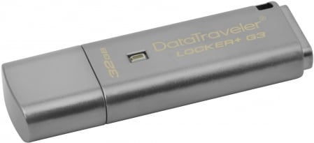 Kingston DataTraveler Locker+ G3 1