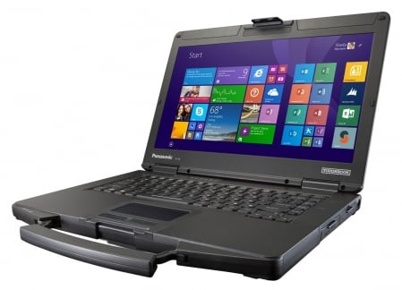 Panasonic Toughbook 54 8