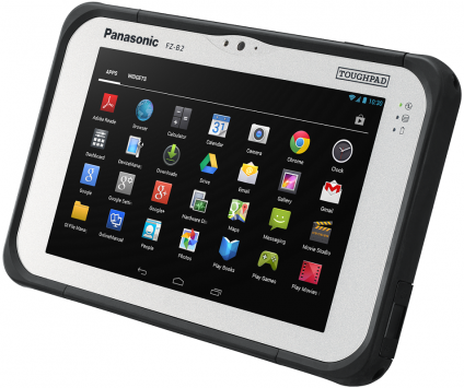 Panasonic Toughpad FZ-B2 3