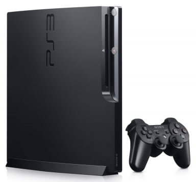 Playstation 3 (Slim) 3