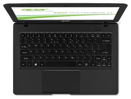 Acer Aspire One Cloudbook 11 3