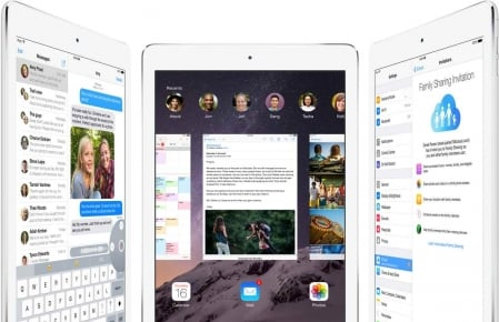 Apple iPad Air 2 5