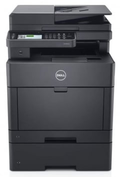 Dell Color Cloud Multifunction Printer H825cdw 5