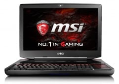 MSI GT83VR 6RE Titan SLI