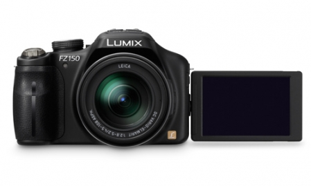 Panasonic Lumix DMC-FZ150 6