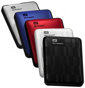 WD My Passport Portable 3