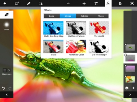 Adobe Photoshop Touch For iPad 2 2