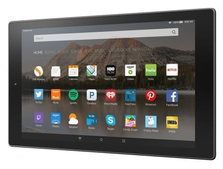 Amazon Fire HD 10 3