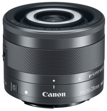 Canon EF-M 28mm f/3.5 Macro IS STM 1